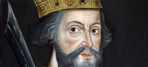 Portrait of King William I ('The Conqueror')
